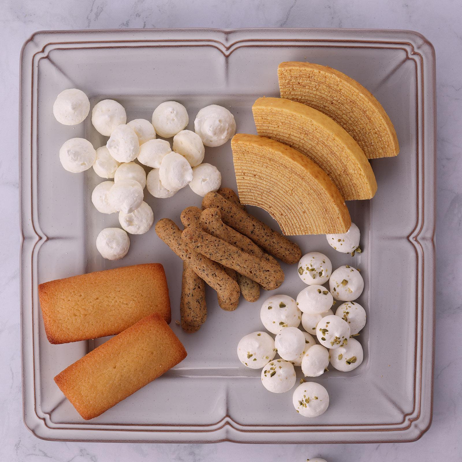夏の焼き菓子詰め合わせLサイズ