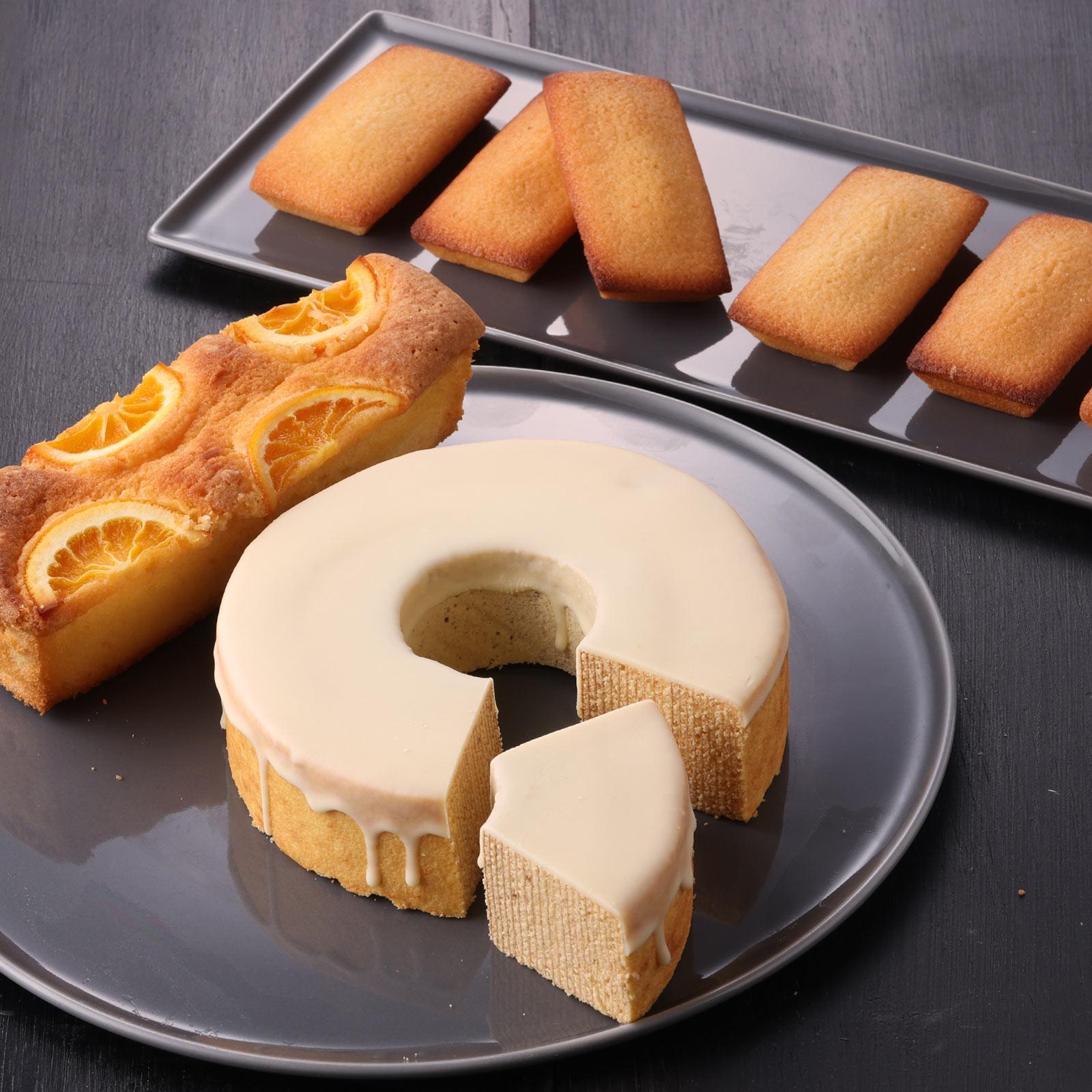 夏のバウム焼き菓子ギフトセット