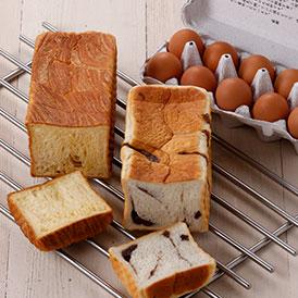 スイーツ食パン食べ比べセット